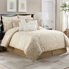 California King Comforters Sets Amazon Com Bridge Street Romano Wheat Cal King Comforter Set