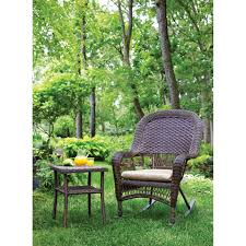 Chicago Wicker Patio Furniture - chicago wicker chesapeake wicker rocker 33310070171w013 deep