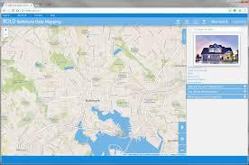 Baltimore City Council District Map Baltimore Open Land Data Bnia U2013 Baltimore Neighborhood