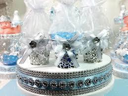 12 new royal silver pail favors royal prince baby shower