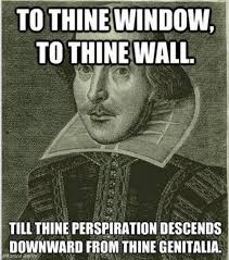 Shakespeare Lyrics Meme - classical memes further prove that the internet has ruined us all