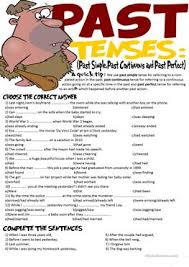 94 free esl past perfect simple tense worksheets