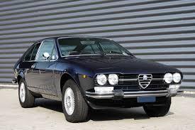 alfa romeo classic gtv 1980 alfa romeo alfetta gtv 2000 coupé classic driver market