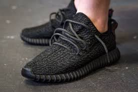 adidas yeezy black a closer look at the black adidas yeezy 350 boost the hundreds