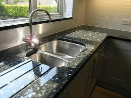 Granite Countertop Standard Microwave Cabinet Size Milano