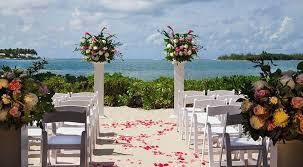 key west weddings waterfront key west weddings honeymoons pier house resort spa