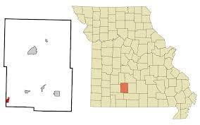 Map Of Springfield Mo Rogersville Missouri Wikipedia