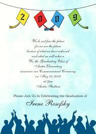 preschool graduation invitations preschool graduation announcements templates preschool graduation