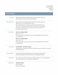 Resume Template For A 28 Resume Template For Professionals Professional Resume