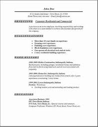 carpenters resume unforgettable apprentice carpenter resume