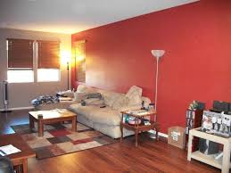 Accent Wall Living Room Modern Wooden Dinning Table Withhouseplant Living Room Paint Ideas