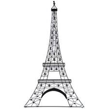eiffel tower decorations black metal eiffel tower wall decor with gemstones hobby lobby