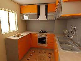 orange kitchen ideas kitchen wonderful small kitchen ideas with u shape modern orange