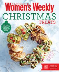 Australian Christmas The Australian Women U0027s Weekly Christmas Treats Magshop