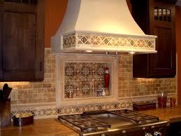 Mosaic Tile For Kitchen Backsplash by Pretty Mosaic Tile Kitchen Backsplash Combined With White Kitchen