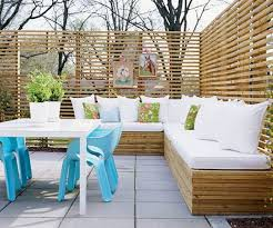 L Shaped Bench Seating 27 Comfy L Shaped Benches For Outdoors Digsdigs