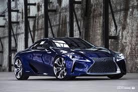 widebody lexus lfa lexus lf lc concept blue u2013 five axis