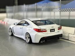lexus rcf white killerbody on twitter