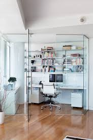 Best  Glass Office Ideas On Pinterest Glass Office Partitions - Home design office