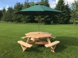 Free Large Octagon Picnic Table Plans by Large 8 Sided Picnic Table 61