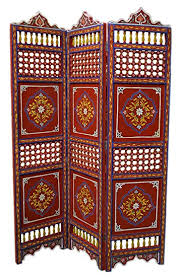 Moroccan Room Divider Handmade Moroccan Room Divider Wood Screen Partition