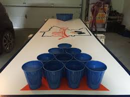 Custom Beer Pong Tables by The 25 Best Custom Beer Pong Tables Ideas On Pinterest