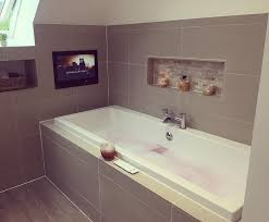 how safe are bathrooms tvs bathroom tv blog