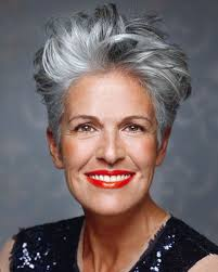 stylish cuts for gray hair 139 best grey hair transition inspiration images on pinterest
