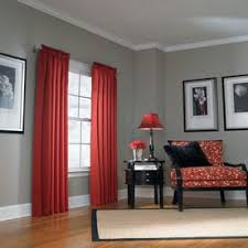 Grey Red Curtains Best 25 Red Curtains Living Room Ideas On Pinterest Red Living