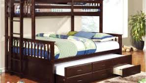 full over queen bunk bed with stairs bedroom decoration