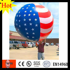 large balloons dia 2m helium gas for large balloons outdoor