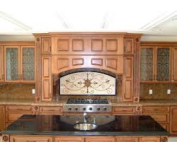 Glass Cabinets In Kitchen Beautiful Kitchen Cabinets With Glass Doors Rooms Decor And Ideas