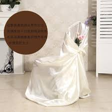 universal chair covers wholesale online get cheap satin chair covers wholesale aliexpress