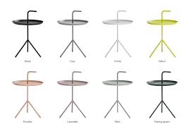 Hay Side Table Dlm Side Table Designed By Bentzen Twentytwentyone