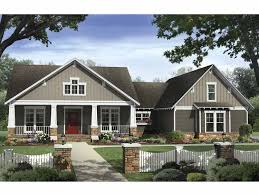 single level homes single story craftsman homes homepeek