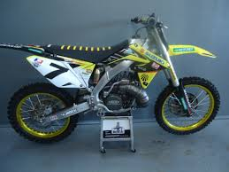 help 05 suzuki rmz 450 rc edition moto related motocross