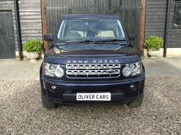 land ro land rover discovery 4 xs sdv6 oliver cars ltd