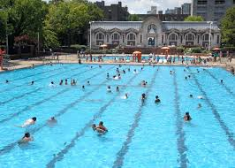 metropolitan pool williamsburg exercise pool