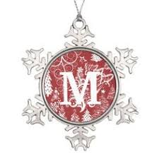 personalised snowflake pendant snowflake pewter ornament