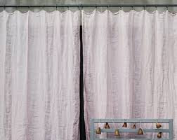 Bed Linen And Curtains - pure linen 59x118 curtains canopy over the bed linen