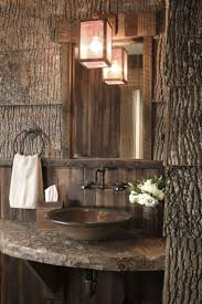 gorgeous lodge bathroom decor 128 lodge themed bathroom decor
