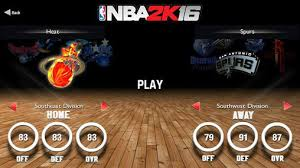 mob org apk nba 2k16 for android free nba 2k16 apk mob org