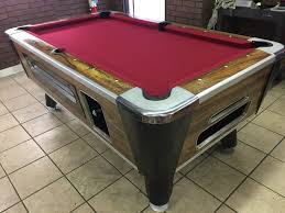 used valley pool table table 042217 valley used coin operated pool table used coin