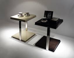 Modern Side Table Modern Coffee Tableand Side Tables Arranging Books On Modern