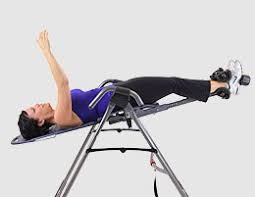 do inversion tables help back pain teetertv hang ups on tv inversion tables teeter com