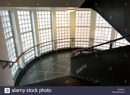 Art Deco Design Science Museum Staircase In London With An Art Deco Design Built