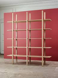 the wooden shelf shelving systems from hay architonic