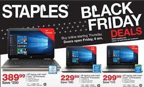 black friday 2016 ads walmart date update and leaks from staples