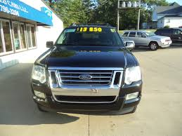 Ford Explorer Running Boards - 2007 ford explorer sport trac limited quality used cars llc