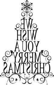 silhouette design store design 103195 merry christmas